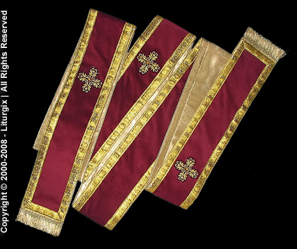 Saint Anne's Vestments. Liturgical Vestments for Catholic, Greek